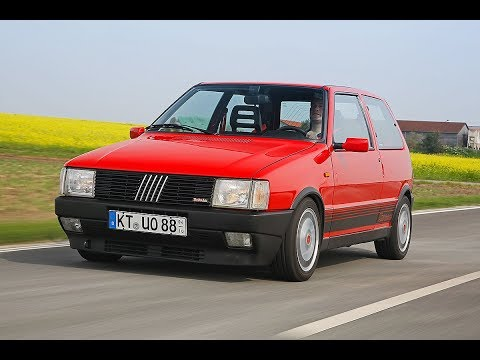 Fiat Uno Turbo Compilation - Racing and Sound!