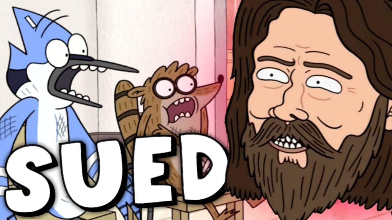 That Time Regular Show Got Cartoon Network Sued Youtube