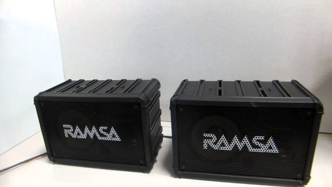 Ramsa wp 9220