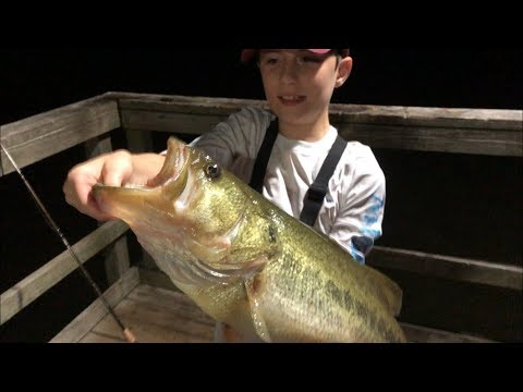 Fall Fishing For HUGE Bass On Live Bluegill At An East Texas Lake