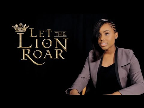 Let The Lion Roar - Jamie Grace interview