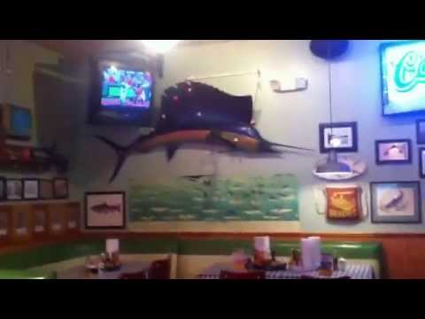 An Authentic Fish and Seafood Restaurant, Memphis, Tennessee