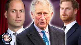 Prince Charles' Relationship with William & Harry After Megxit!