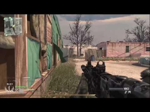 Call of Duty: Modern Warfare 2 Resurgence Map Gameplay Episode 1: Team Deathmatch on Trailer Park |