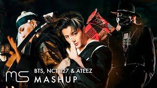 Download BTS x NCT 127 x ATEEZ – Ugh! / Kick It / HALA HALA / 대취타(Daechwita) / No More Dream MASHUP