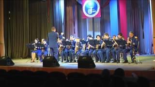 Образцовый детский духовой оркестр