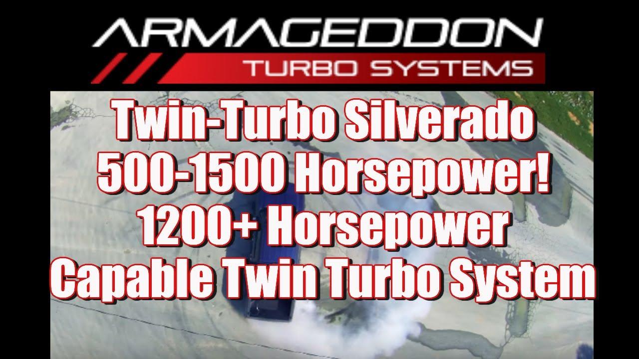 New 4-Cylinder Silverado Has More HP Than a '13 V8
