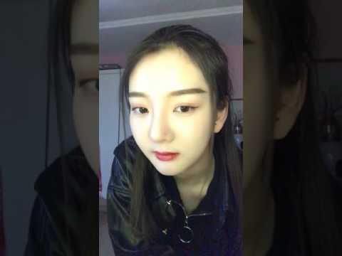BEJ48 青钰雯 Qing YuWen 170329口袋直播