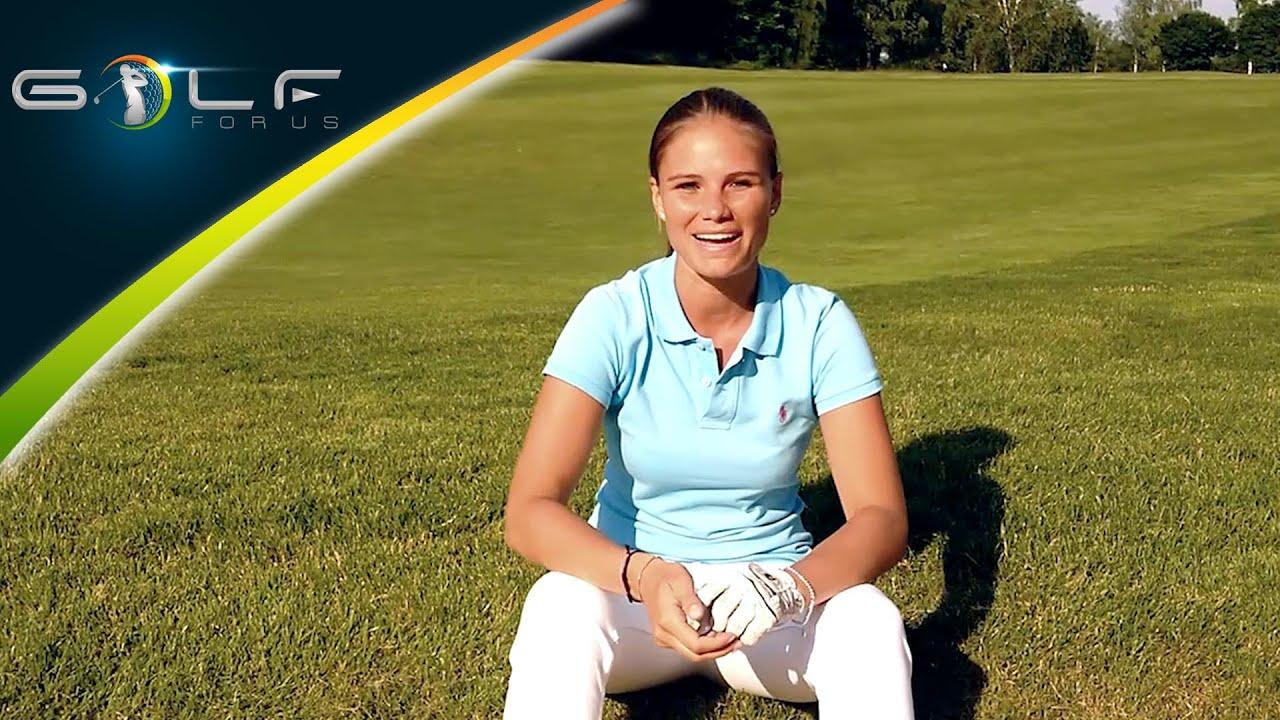 Golf TV: Jennys Weekly Episode 1 - YouTube