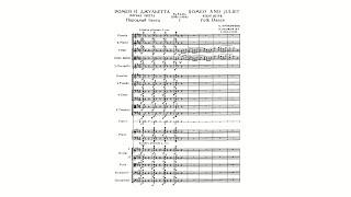 Prokofiev: Romeo and Juliet Suite No. 1, Op. 64bis (with Score)