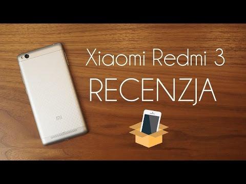 Xiaomi Redmi 3 - test, recenzja #26 [PL]