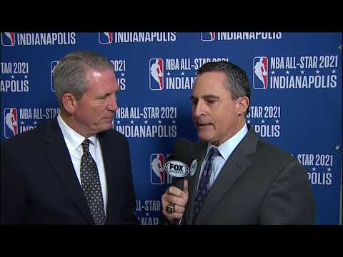 Pacers' Rick Fuson on hosting 2021 NBA All-Star Game: 'It's the best basketball gym in the country'
