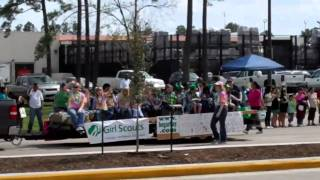 St. Patrick's Day Parade March 13, 2011 Part 2.mp4
