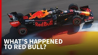 The dent to Red Bull's confidence before Honda's home F1 race
