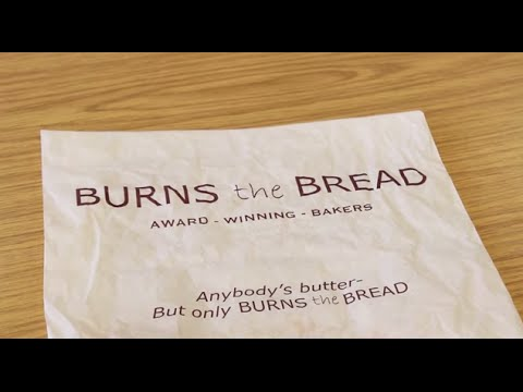Burns The Bread Advert