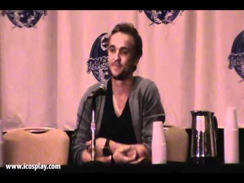 DragonCon 2011 - Harry Potter - Tom Felton Sunday panel