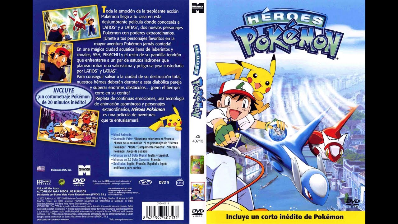 Mr Who Reviews Pokemon Heroes Youtube