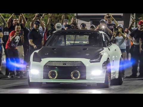 ALPHA G GTR - The BATTLE for a World Record!