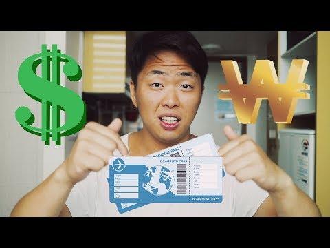 Дешево полететь в Корею | Сколько стоит поездка?
