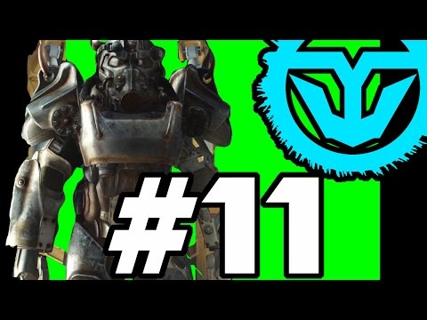 Fallout 4 - Part 11 - Making Mental NOTES