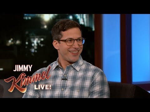 Andy Samberg on Taylor Swift/Katy Perry Feud