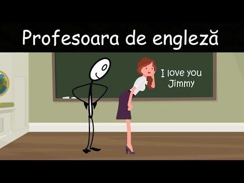 Profesoara De Engleză