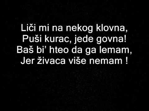Mortal Kombat - Evrovizija Lyrics