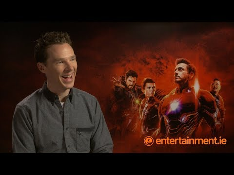 What's the future for Doctor Strange? Benedict Cumberbatch on Avengers: Infinity War
