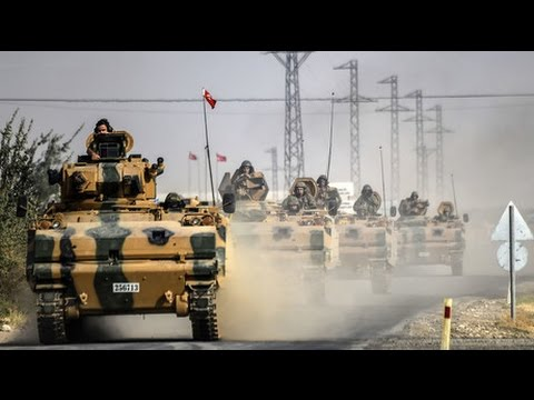 US may turn back on YPG Kurds on Turkey-Syria border