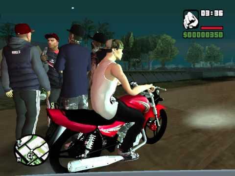 colgando mis motos
