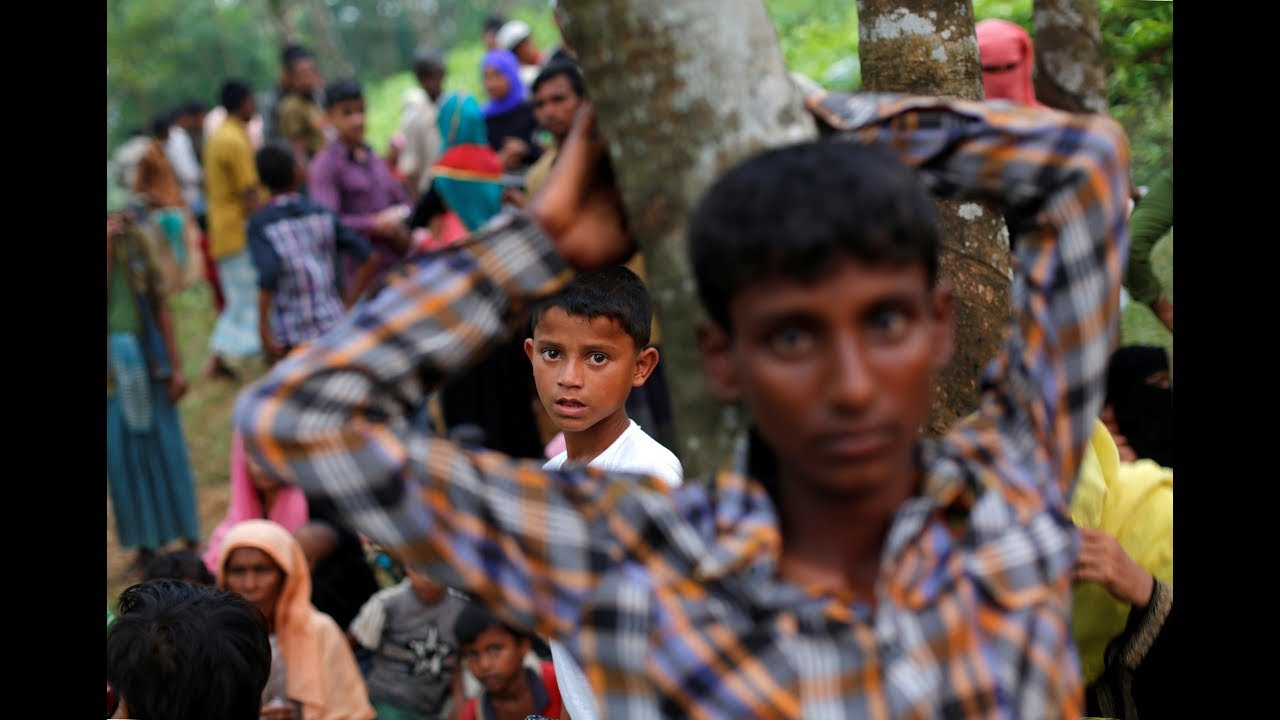 UN: 300,000 Rohingya refugees could flee Myanmar