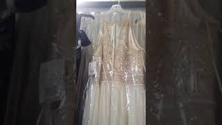 Wholesale White Fancy Brand Name Dress By CloseoutSystem.com
