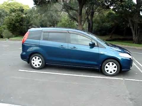 2005 mazda premacy youtube. Black Bedroom Furniture Sets. Home Design Ideas