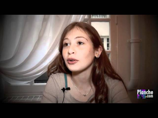 de Yara Pilartz, jeune actrice du film
