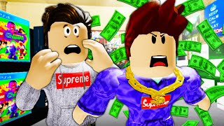 The Spoiled Brother: A Sad Roblox Movie