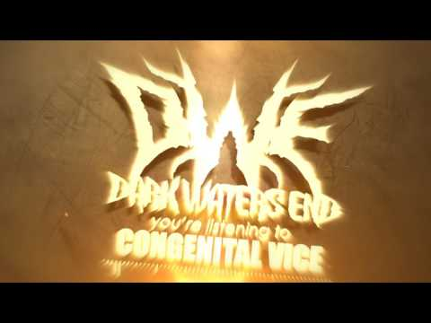 "Dark Waters End - ""Congenital Vice"" (Official Lyric Video)"