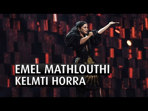 EMEL MATHLOUTHI - KELMTI HORRA - The 2015 Nobel Peace Prize Concert