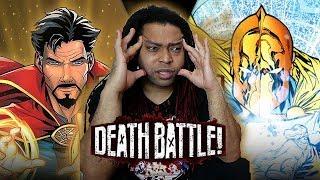 DEATH BATTLE! - Doctor Strange VS Doctor Fate (Marvel VS DC) Reaction & Review!!