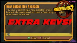 Borderlands 2 Shift Codes For Golden Key All Platforms Available For Redemption Till 2/24/13!!!