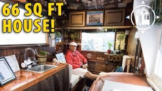 Road-warrior Tiny House Built For Low Budget: $9,174!