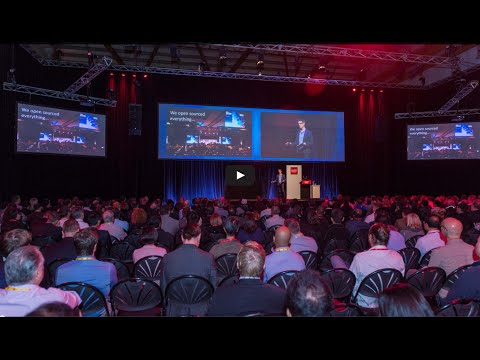 The Rise of Open Source -  Chris C. Kemp - CeBIT 2015 - OpenStack Keynote