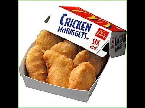 Strange Fibers Found Inside McDonald's Chicken McNuggets ...