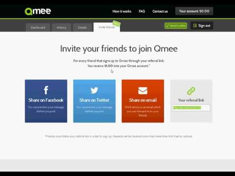 qmee Earn Easy instant payments 100% FREE