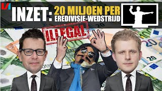 Hoe Fix Je Een Voetbalwedstrijd? Elf Tips Voor Twintig Miljoen EURO Per Eredivisie-Duel!
