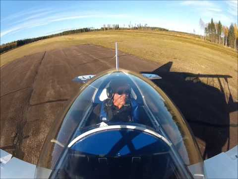 First flight of Pitts Model 12 Private Dancer