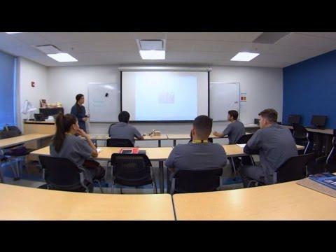 Carrington College Mesa Campus Classroom - 360° Virtual Tour