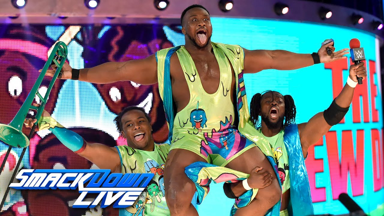 The New Day returns with a warning for The Usos: SmackDown LIVE, May 30, 2017