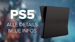 PS5 / PlayStation 5: Alles zu Performance, Design, Controller, VR und mehr | deutsch