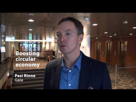 Finnish perspective to Circular Economy (1 min 30 sec)