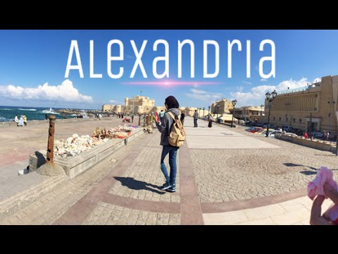 ALEXANDRIA || EXPLORE EGYPT || TRAVEL & LEISURE